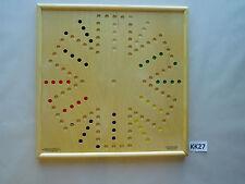 WAHOO WA HOO BOARD GAME 20 x 20 inch.DBL sided 6 & 8 player. KK27