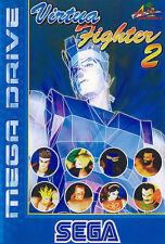 # SEGA MEGA DRIVE-Virtua Fighter 2-TOP/MD gioco #