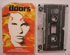 THE DOORS SAMPLER FROM THE FILM SOUNDTRACK AUSTRALIAN RELEASE CASSETTE TAPE