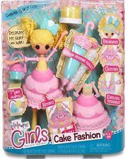 Lalaloopsy Girls Cake Fashion Doll- Candle Slice O' Cake New