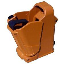 Maglula UpLULA Magazine Speed Loader 9mm to 45acp Mag UP60BO Orange Brown