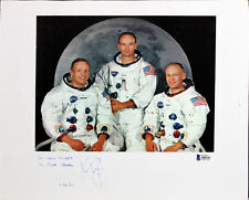 "Neil Armstrong ""All Good Wishes"" Authentic Signed 8X10 Photo BAS #A05141"