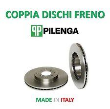 SERIE DISCHI FRENO ANTERIORI FIAT PUNTO I - II 1.1 1.2 16V LANCIA Y 1.2 1.4