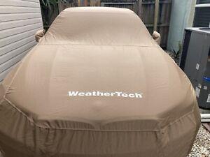WeatherTech custom Sunbrella BMW F10 5-Series UV Cover