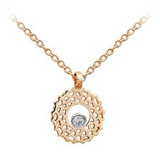 Aris Diamond - 0,01 ct. Diamond Pendant in 14k Gold
