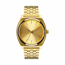 NIXON Time Teller All Gold/Gold - Armbanduhr