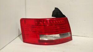 2005 2006 2007 2008 AUDI A6 QUATTRO S6 DRIVER LEFT TAIL LIGHT LAMP 4F5945095