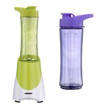 Smoothie to go mit 2 Bechern Smoothie Maker Mixer Standmixer Milchshaker Blender