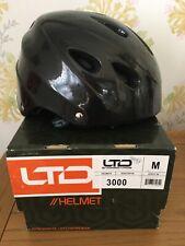 Ski / Snowboard Helmet. LTD. Medium. Black.