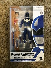 Power Rangers Lightning Collection Mighty Morphin Blue Ranger - Billy