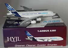 HYJL Airbus A380-841 Airbus Industries - Greener, Cleaner... in 1:400 Scale
