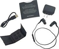 NEW Plantronics BackBeat Go 2 Stereo Wireless Bluetooth Headphones Headset-Black