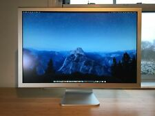 "Apple Cinema Display HD 30"" Monitor with 150W Power Adaptor Complete Ready to Go"