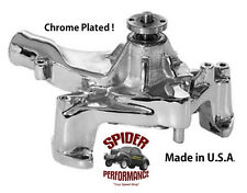 Ford FE 427 428 390 CHROME water pump