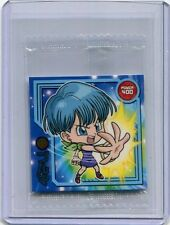 DRAGONBALL WAFER STICKER SEAL JAPANESE W3-04 BULMA Common UNOPENED