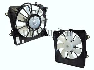 A/C Condenser Fan For Honda Jazz Ge 2008-2014