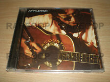 Acoustic by John Lennon (CD, 2004, EMI) [Beatles] ARGENTINA PROMO