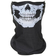 2pcs Full Function Skull Protect Face Scarf Neck Mask Ski Motorcycle Cool W O8K3