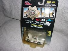 RACING CHAMPIONS POLICE U.S.A.1996 CHEVY CAMARO ROYAL CANADIAN POLICE #23