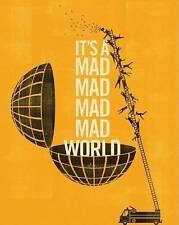 Its a Mad, Mad, Mad, Mad World (Blu-ray Disc, 2012)