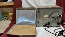 Vintage Kodak Brownie 300 Movie Projector f/1.6 8mm w/Original Box Instructions