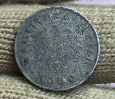 Deutsches Reich 1940 A 10 Reichs Pfennig Coin. Nazi Germany
