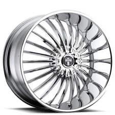 "4ea 26"" Dub Wheels Suave S140 Chrome Rims(S41)"
