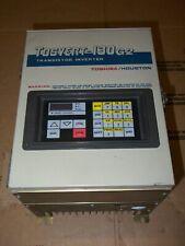 Toshiba VT130G2U4080 7.5 Hp 460v 3Ph 400Hz Transitor Inverter