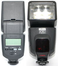 Metz mecablitz 48 af-1 digital aufsteckblitz relámpago Flash para Nikon
