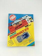 DARDA Renault 5 Turbo Metal BLUE 1/64 scale. NEW in BOX