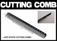 201 Cutting Comb Black Anti Static  For Salon Professional Use