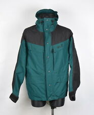 Jack Wolfskin Hooded Outdoor Gore-Tex Men Technical Jacket Size M, Genuine