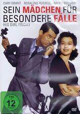 DVD NEU/OVP - Sein Mädchen für besondere Fälle - Cary Grant & Rosalind Russell