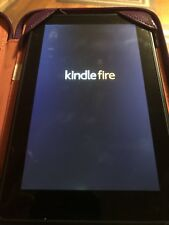 Kindle Fire 2012 2nd Generation
