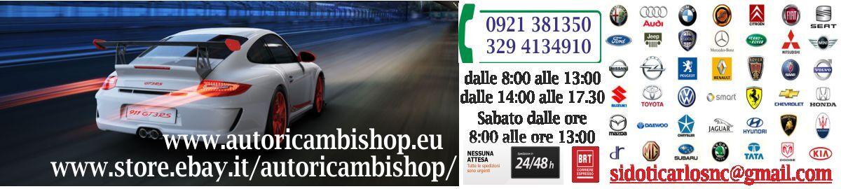 Autoricambishop.eu