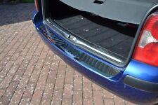 Fits VW Passat 3B 1996-2005 Chrome Rear Bumper Protector Scratch Guard S.Steel