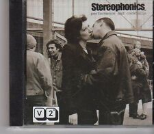 (GA42) Stereophonics, Performance And Cocktails - 1999 CD