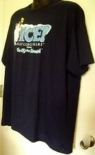 Ice Gaylord Palms Resort T Shirt Large XL Christmas Frosty Florida Carving
