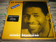 AL GREEN LP SIMPLY BEAUTIFUL W/ HYPE STICKER 180 GRAM R&B SOUL FUNK SEALED ITALY