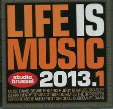 Studio Brussel presents Life is Music 2013.1 (2 CD)