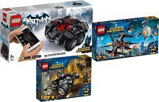 LEGO DC Comincs Super Heroes Batman 76112 76111 76110 Batmobile N8/18