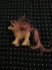 vintage 1984 Hasbro My Little Pony Baby Moondancer pony figure.