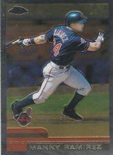 FREE SHIPPING-MINT-2000 Topps #398 Manny Ramirez Cleveland Indians Baseball Card