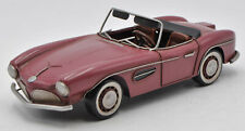 1/12 Collector Edition 1955 BMW 507 Convertible (ROSE) Diecast Car Model Figurin