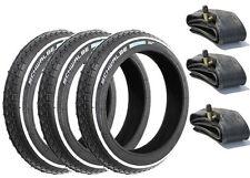 Set di pneumatici e tubi per Phil & Teds Explorer passeggini con nastro di perforazione