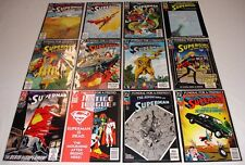 **SUPERMAN: FUNERAL FOR A FRIEND COMPLETE SET + #75 + #500**(1993, DC)**NM/VF**