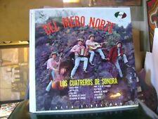 RARE SEALED TEJANO TEX MEX LATIN LP~DEL MERO  NORTE~LOS CUATREROS DE SONORA~HEAR
