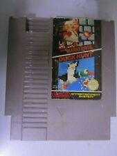 Juego de nintendo NES Super mario Bros + duck hunt