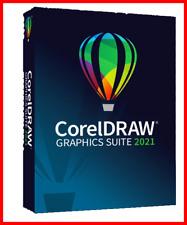 CORELDRAW Graphics Suite v23 2021 FOR MacOS & Windows x64 AUTHORIZED DEALER