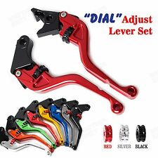 Roller Adjustable Brake Clutch Levers for Hyosung GT250R 06 2007 2008 2009 2010